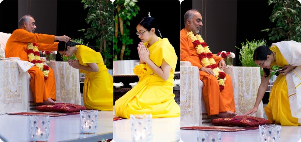 Diksha ceremony-Houston