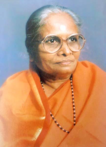Swamini Gayanandaji